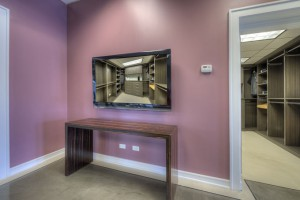 Explore your options with the digital display in our showroom.