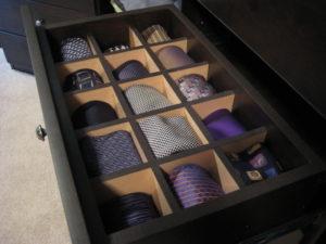Tie Drawer