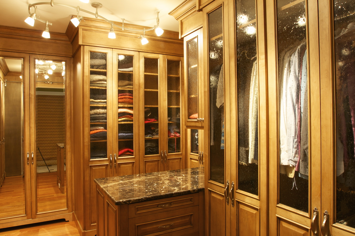 Chicago Master Closet Design