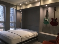 Custom Wall Bed 1